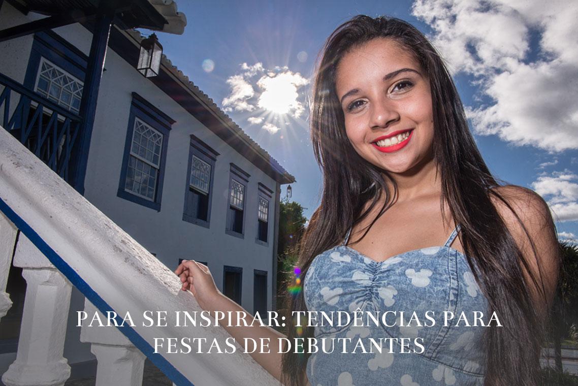 Imagem capa - Para se inspirar: tendências para festas de debutantes por ROMILDO VICTORINO