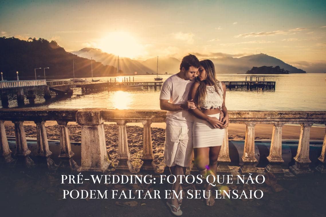 Imagem capa - Pré-wedding: fotos que não podem faltar em seu ensaio por ROMILDO VICTORINO