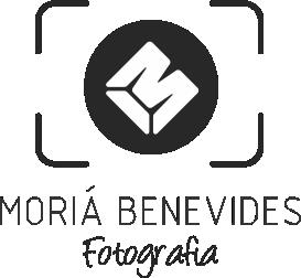 Logotipo de Moriá Benevides Fotografia