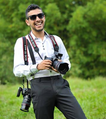 Sobre MORIÁ BENEVIDES é Fotógrafo de Casamentos em Nova Era MG, João Monlevade, Itabira