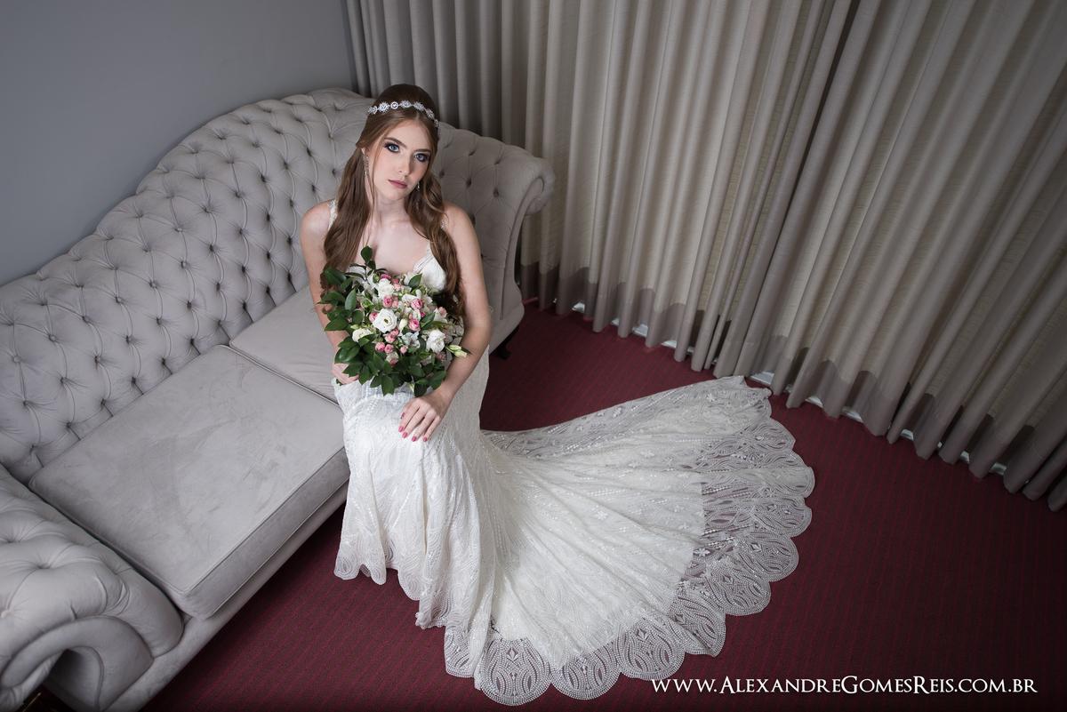 Imagem capa - Editorial Produção de Noiva  por Carlos Alexandre Gomes Reis