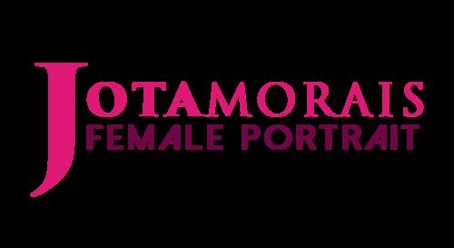 Logotipo de JOTA MORAIS