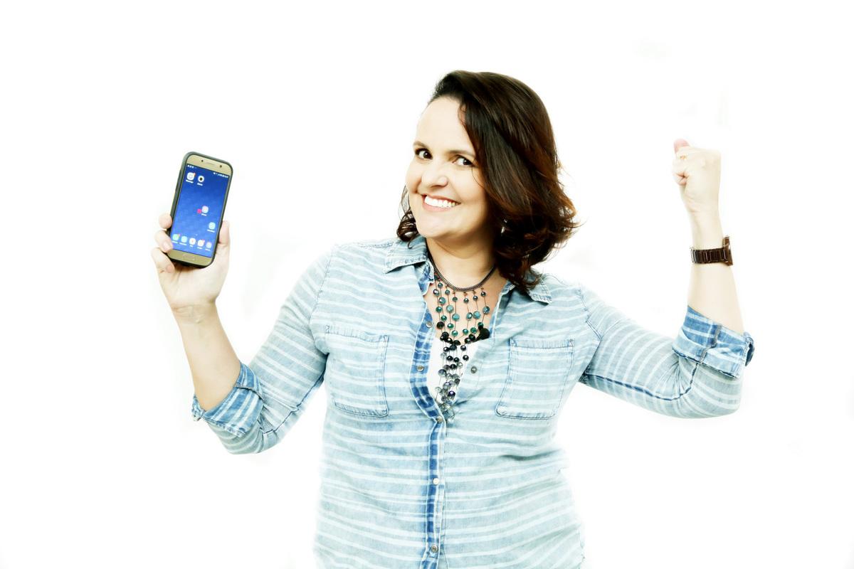 Imagem capa - Workshop sobre fotografia pelo celular para redes sociais por Ivna Sá Produção Fotográfica