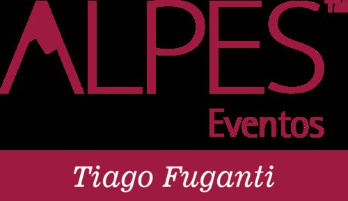 Logotipo de Alpes Comunicação e Eventos