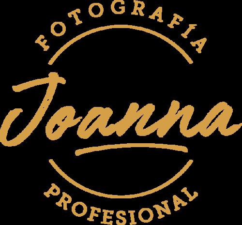 Logotipo de Joanna Pantigoso Fotógrafa de Bodas
