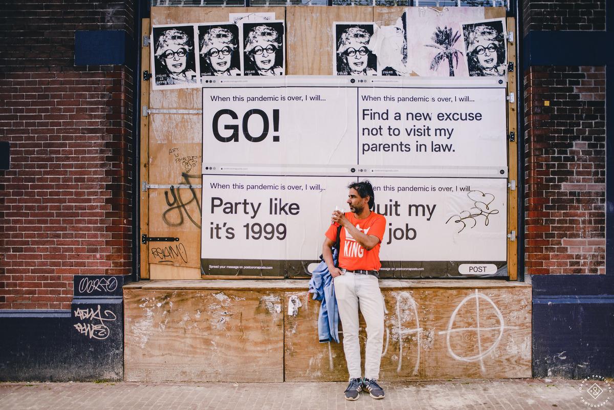Imagem capa - How did you spend Koningsdag? por Joanna Pantigoso