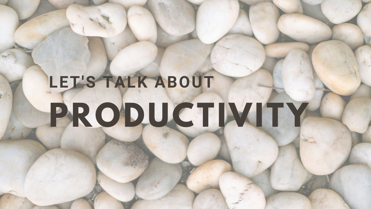 Imagem capa - [Productivity Tuesdays] - Checklist for your Online Meetings por Joanna Pantigoso