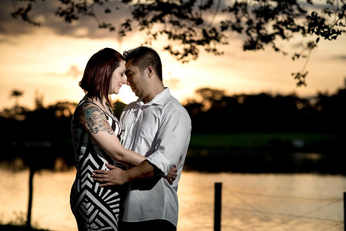 Foto de Mariana e Denis