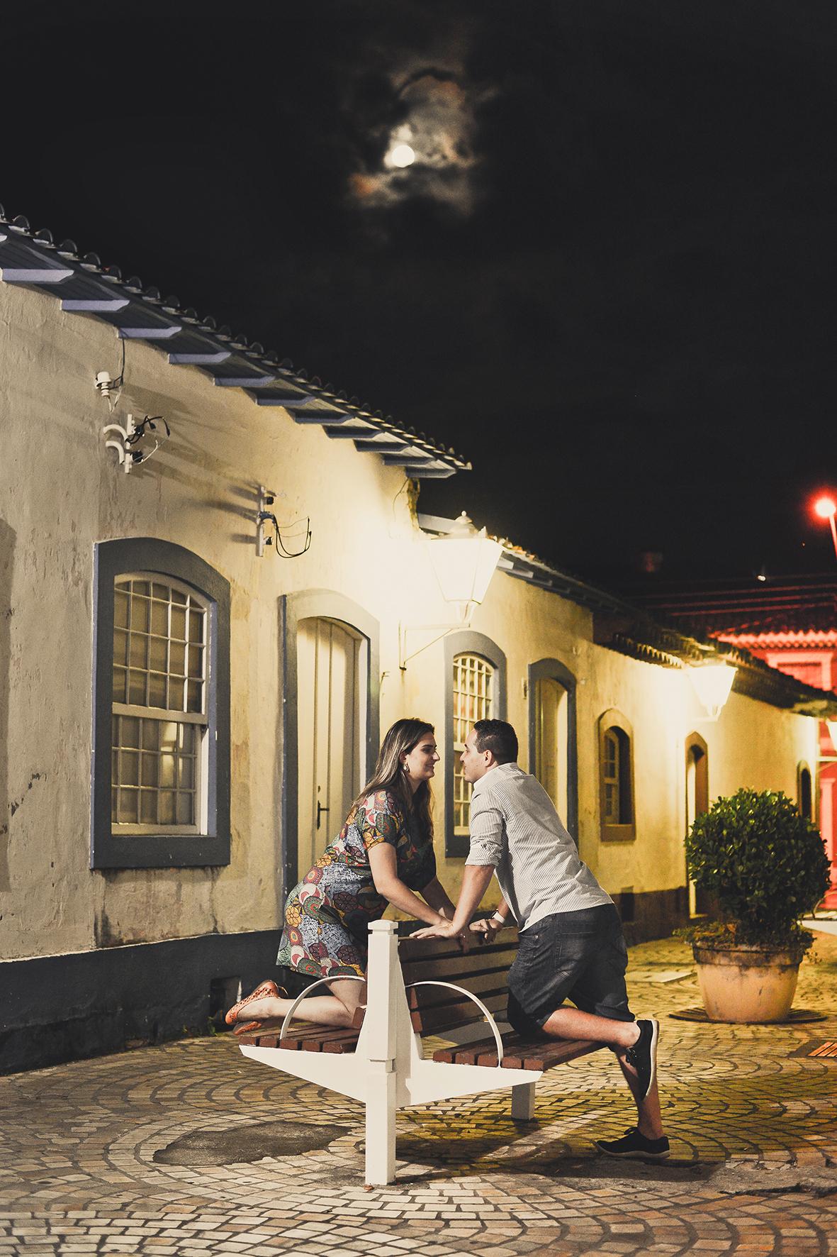 Foto de Aline e Rafael