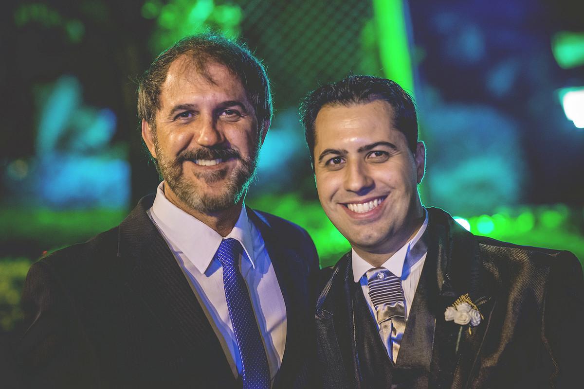 Foto de Paola e Rafael