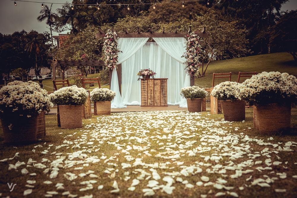 Imagem capa - Decoração de casamento por Volnei de Souza
