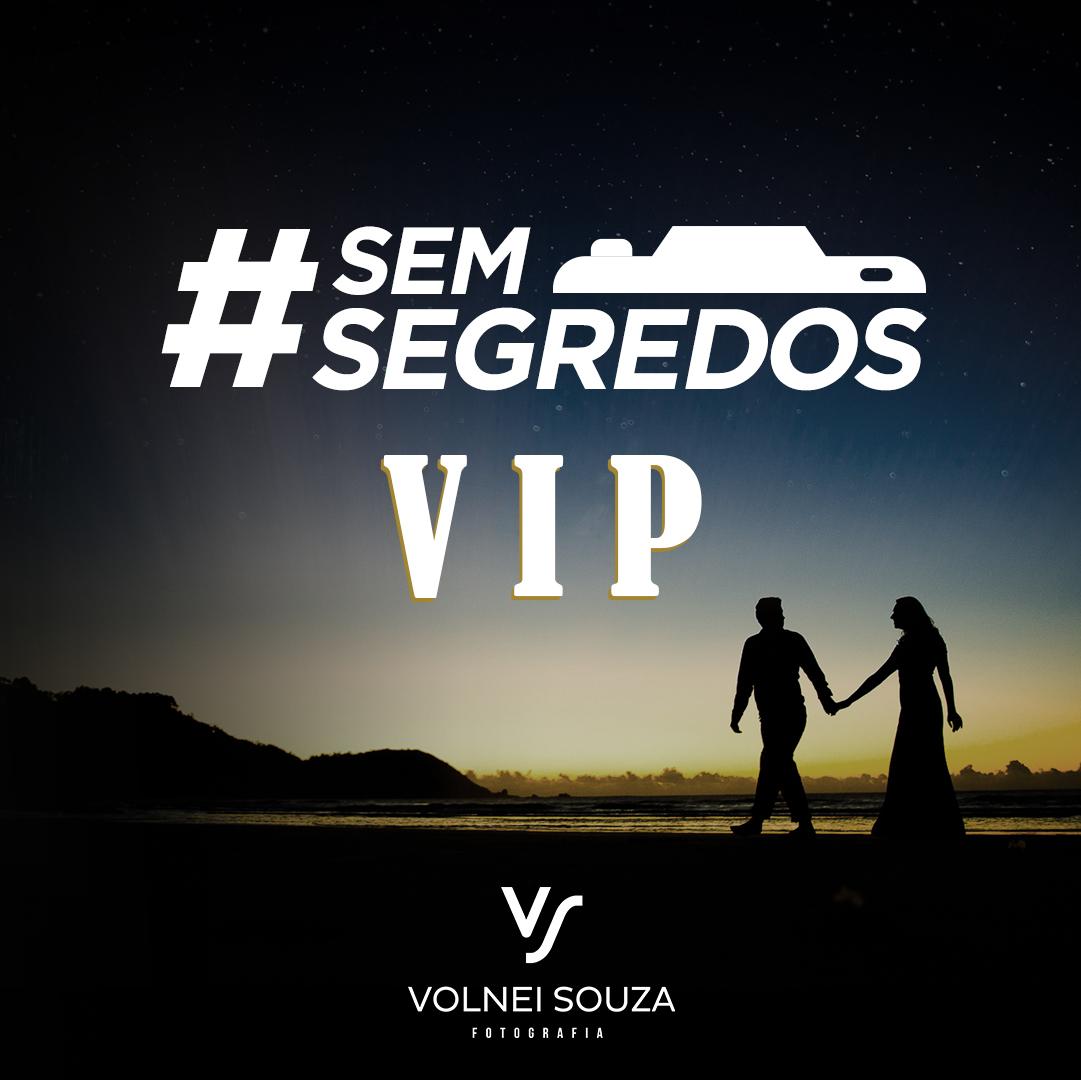 Imagem capa - WORKSHOP SEM SEGREDOS VIP por Volnei de Souza
