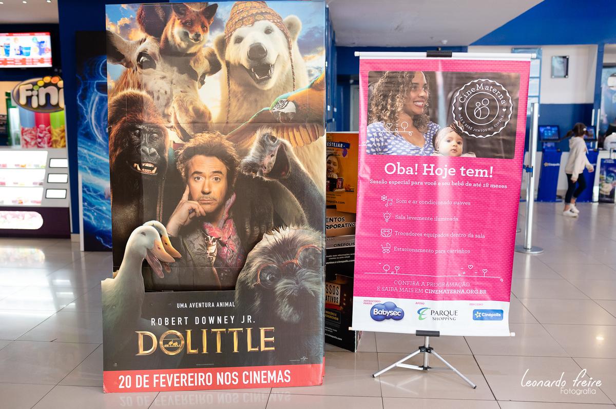Imagem capa - CineMaterna Março 2020 por Leonardo Freire Fotografia