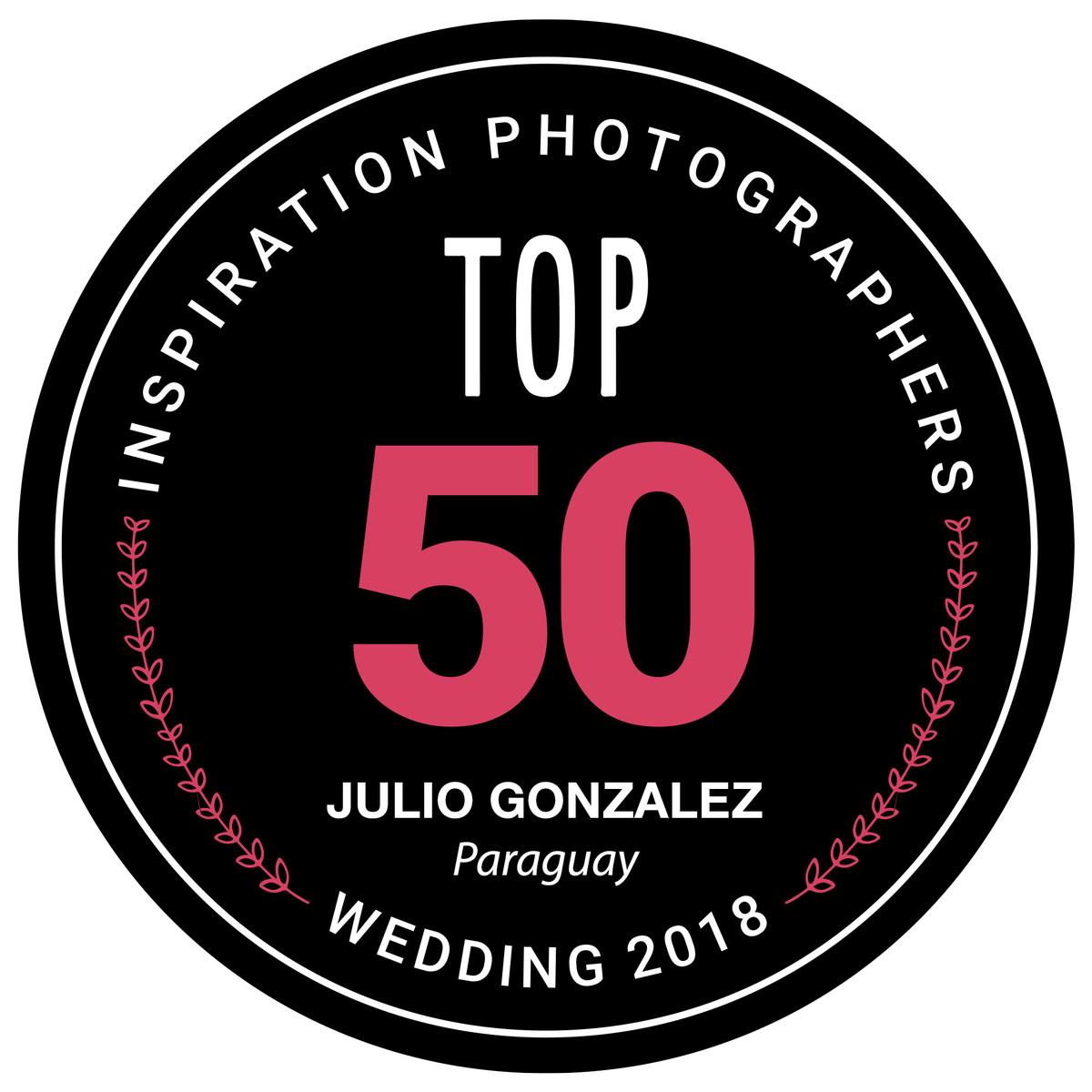 Imagem capa - Top 50 Mundial de Inspiration Photographer por JULIO CESAR GONZALEZ BOGADO