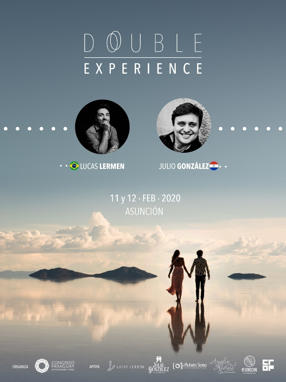 Imagem capa - Double Experience por JULIO CESAR GONZALEZ BOGADO