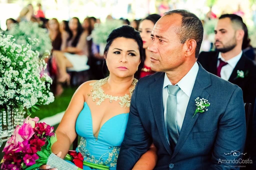 Foto de Ana Carolina e Francis