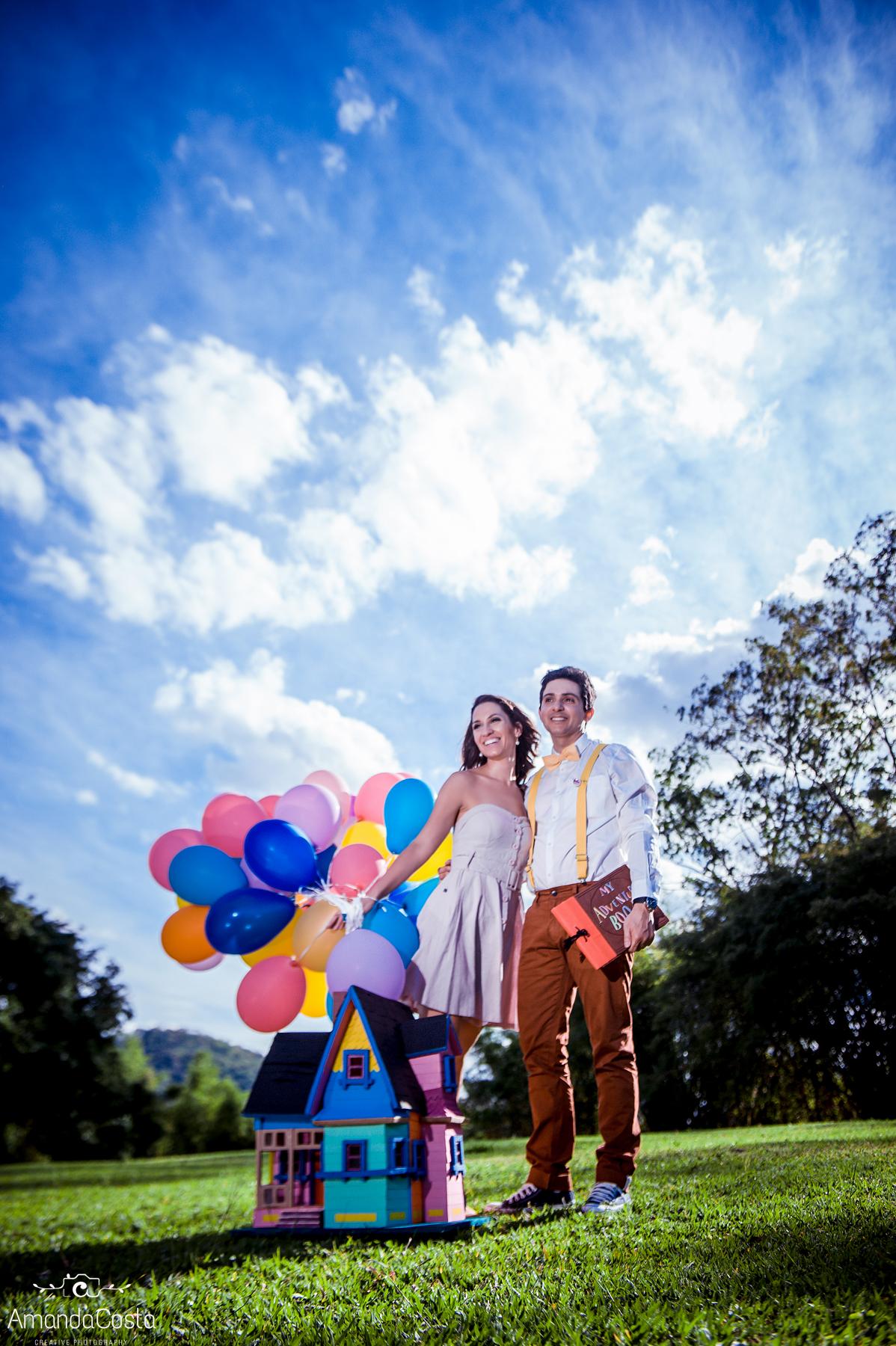 Foto de Up Altas Aventuras - Fernanda e Fábio
