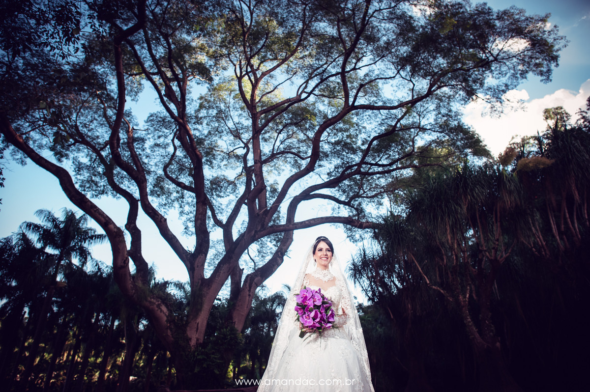 Foto de Amanda e Thiago