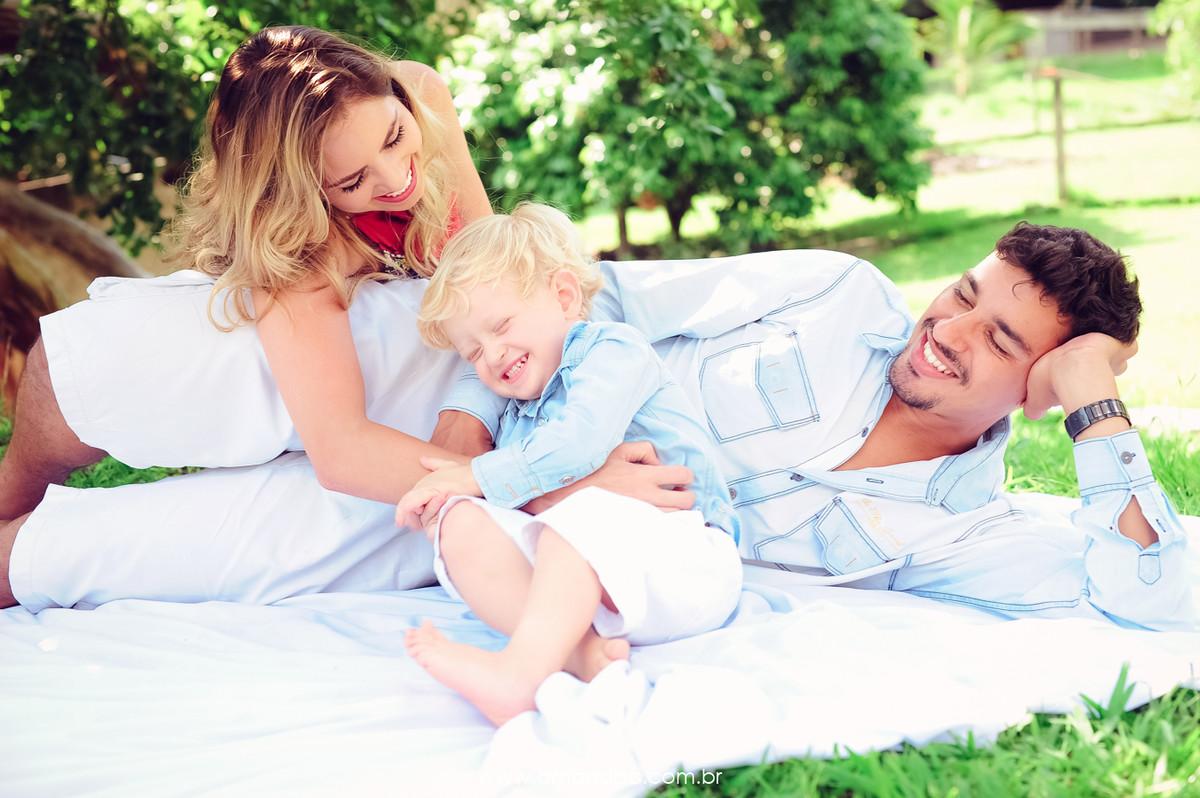 Foto de Família encantada