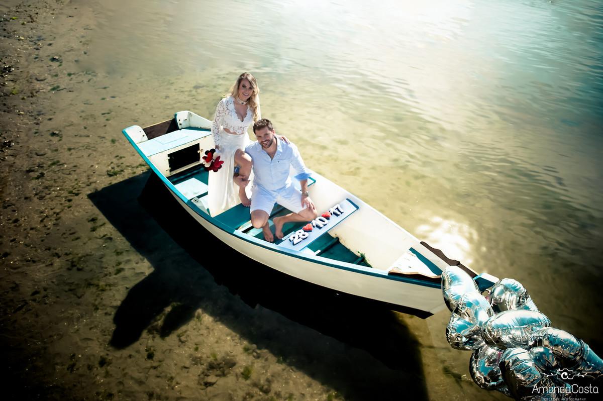 Foto de Pré Wedding - Évelin e Adriano
