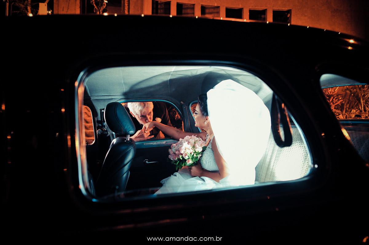 Foto de Sarah e Igor