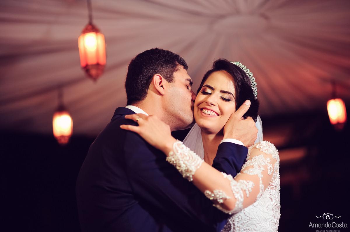 Foto de Katianne e Paulo