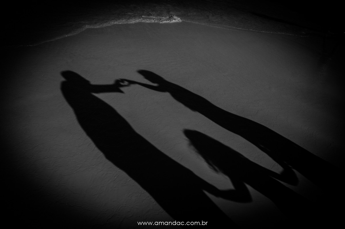 Foto de Aline e Thiago