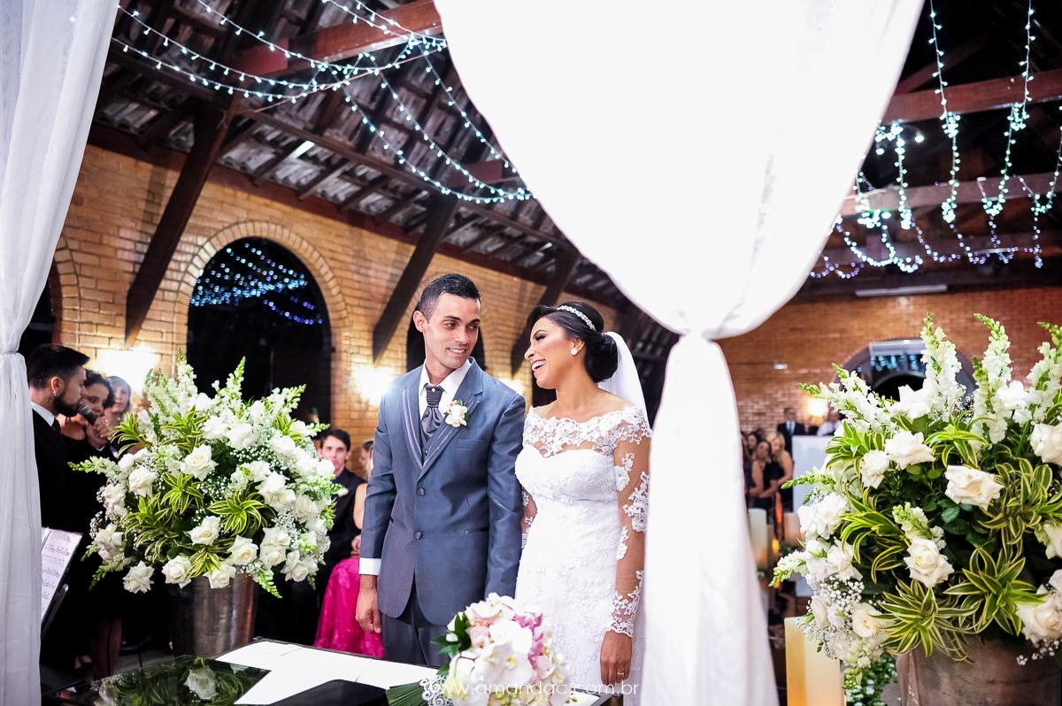 Foto de Esther e Thiago