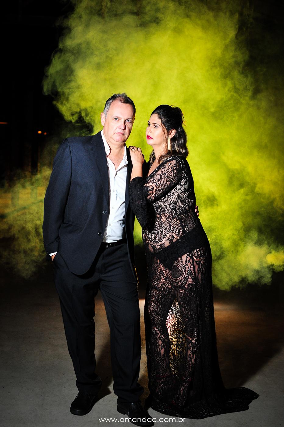 Foto de Um lacre de papais! Karine e Ricardo