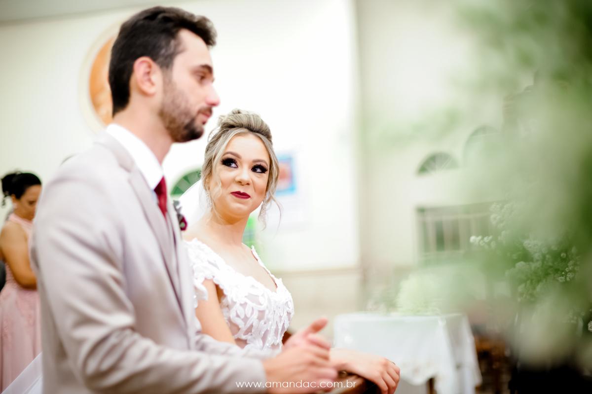 Foto de Ludmila e Tulio