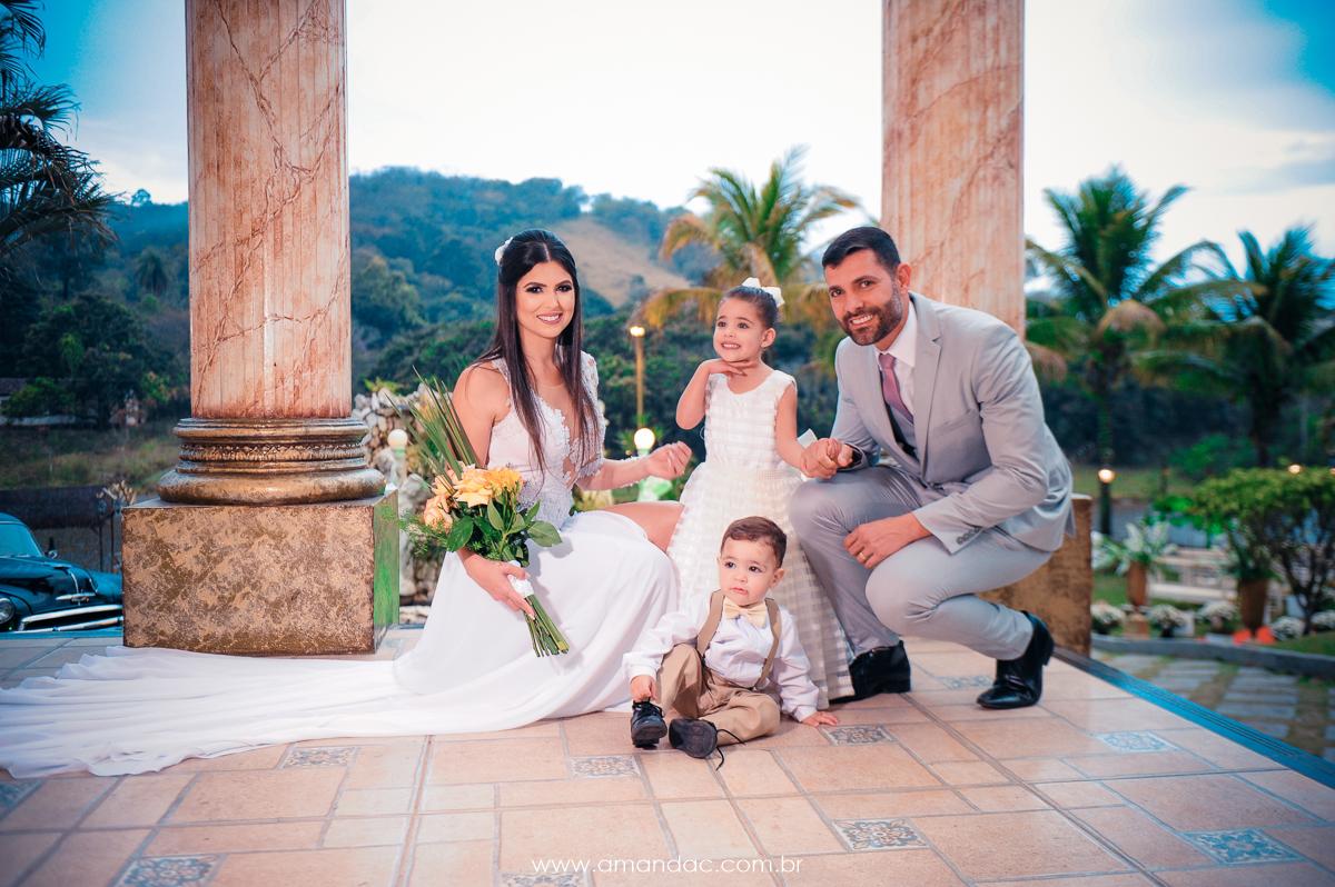 Foto de Bodas de Madeira Juliane e Marcos