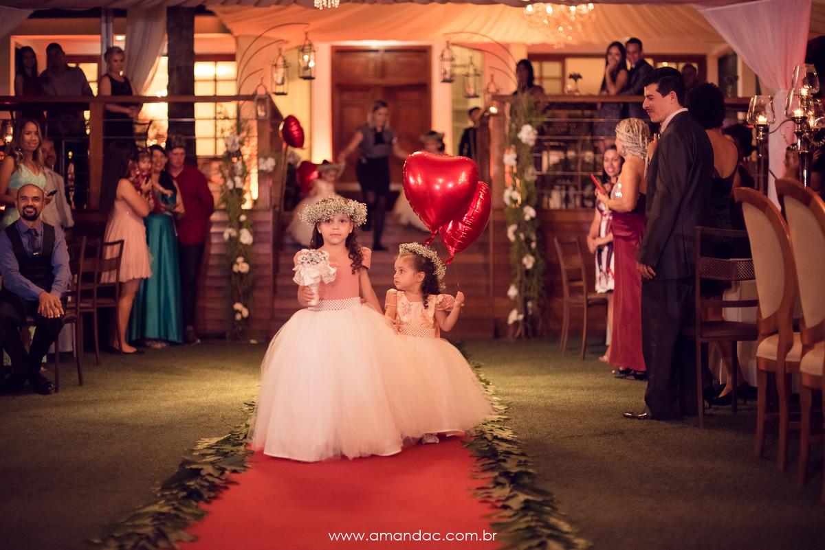 Foto de Bruna e Sérgio