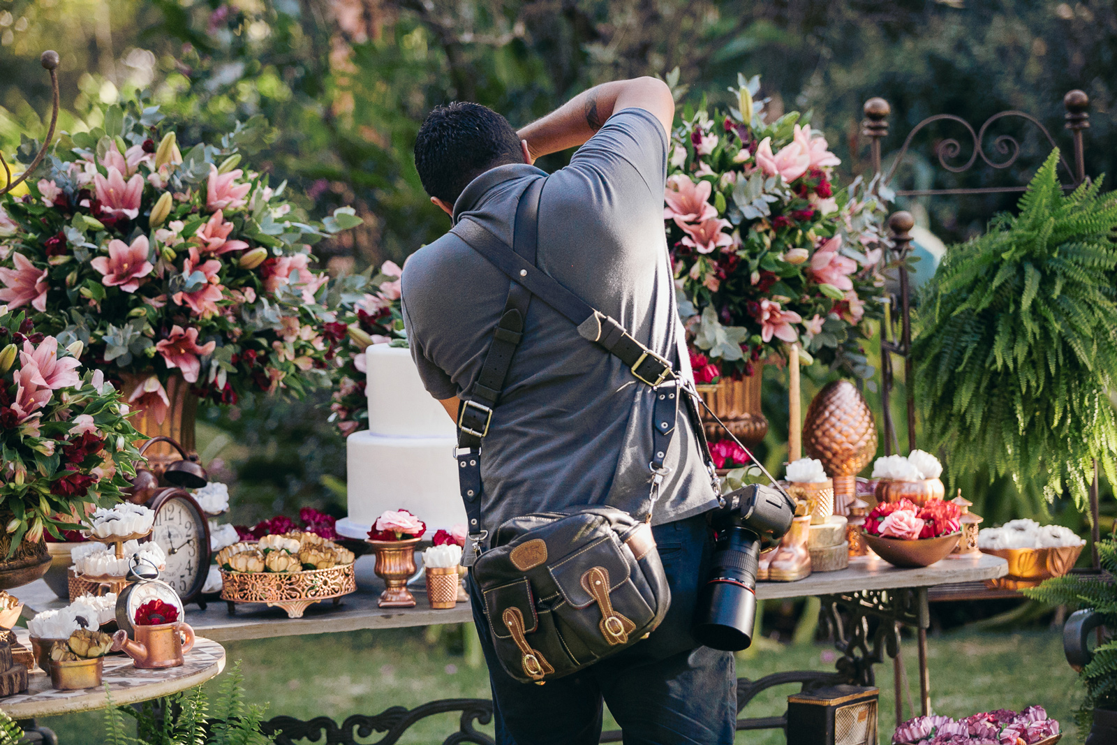 Sobre Dennis Araya - Fotógrafo de Casamento - Bodas - Wedding Photography