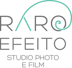Logotipo de Raro Efeito Studio Photo & Film