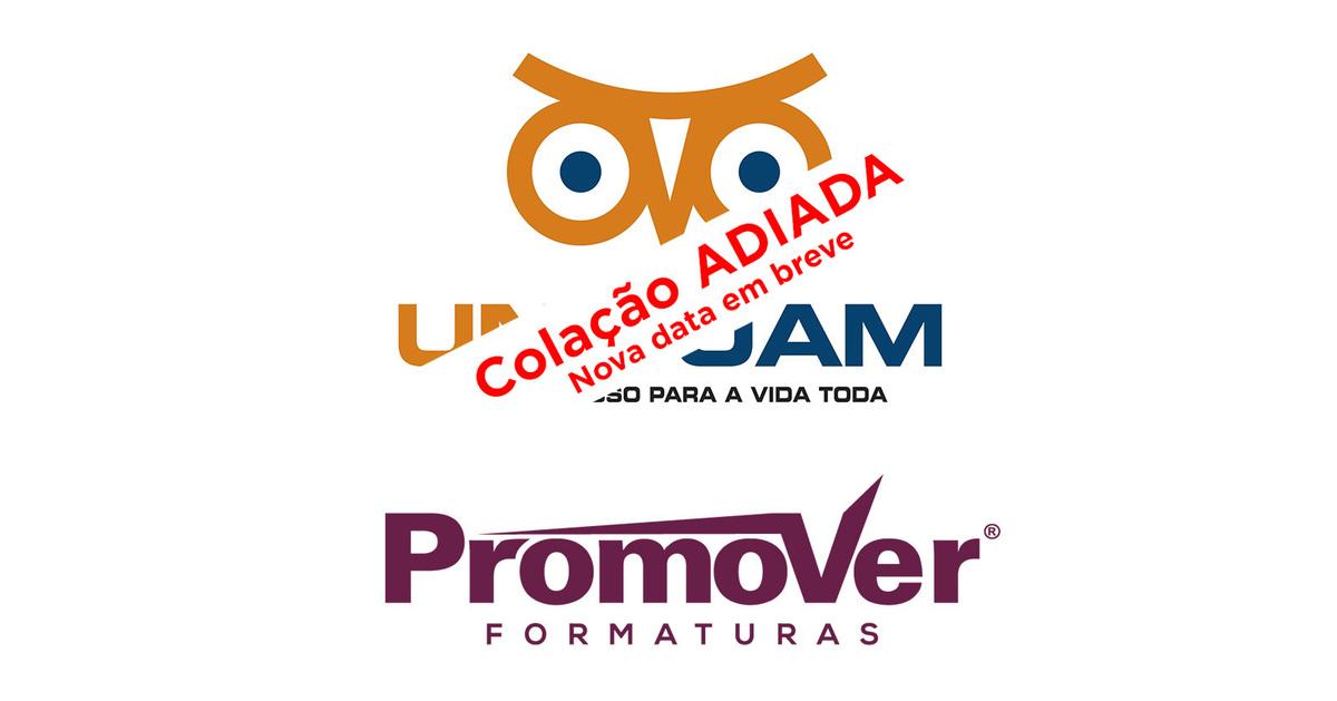 Imagem capa - Colação de Grau UNISUAM dia 18/04/2020 - 20horas por Promover Formaturas