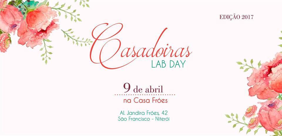 Imagem capa - Casadoiras - Lab Day por Casa Fróes