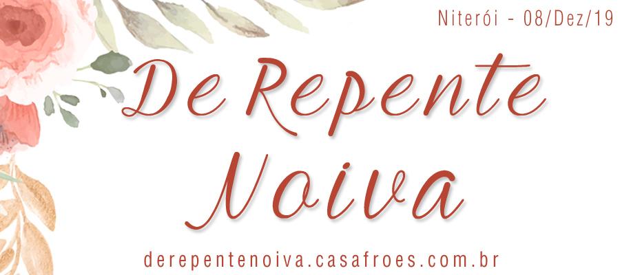 """Imagem capa - Casa Fróes recebe a 1ª edição da Mostra """"De Repente Noiva"""" por Casa Fróes"""