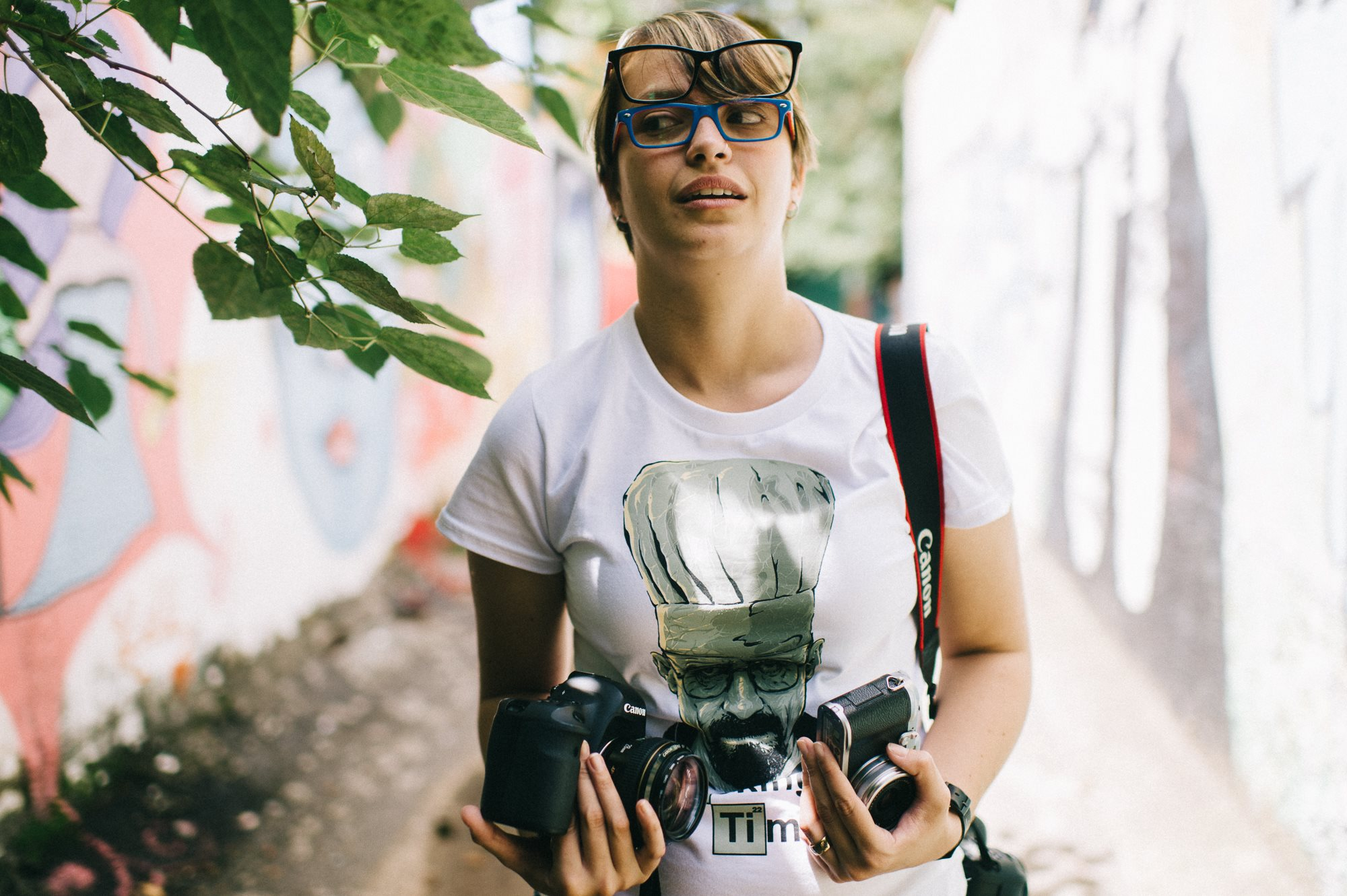 Sobre Ana Cariane Fotógrafa