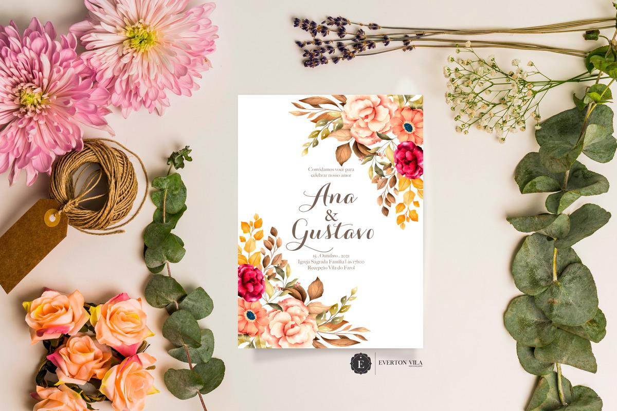 Imagem capa - Convites de Casamento | 5 Dicas Para Escolher o Seu por EVERTON VILA FOTOGRAFIA