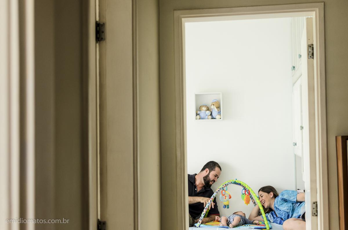 Foto de Família Dias - Casa Dolce Casa