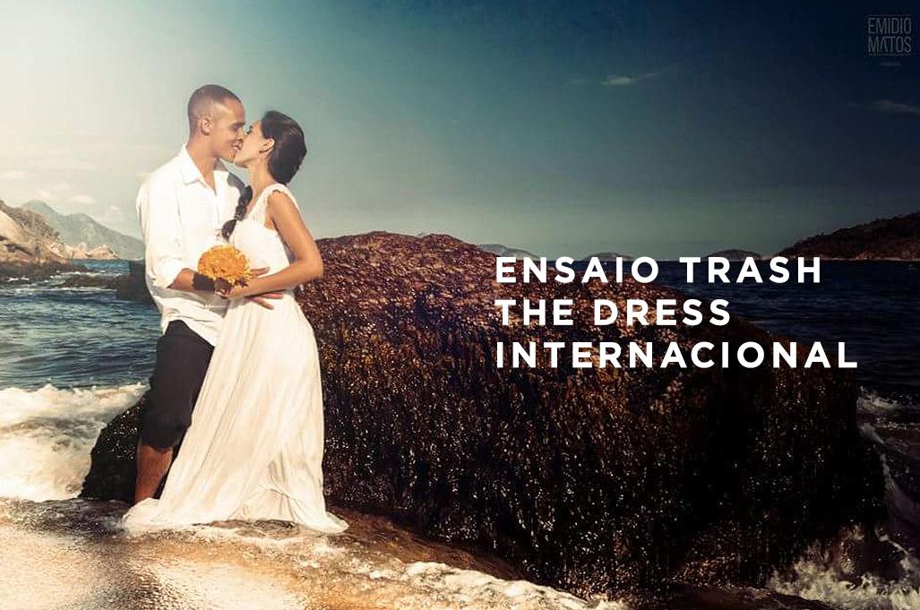 Imagem capa - A magia do trash the dress internacional por Emidio Michele Matos Mercante