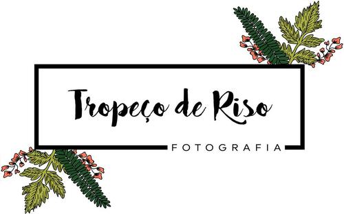 Logotipo de Tropeço de Riso Fotografia & Vídeo