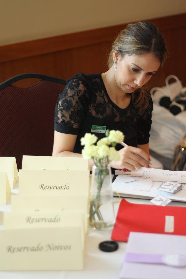Sobre Joyce Arruda - Assessoria e Cerimonial de Casamentos