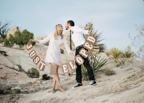 Imagem capa - Elopement Wedding: O que é? Como surgiu? Como funciona?  por Joyce
