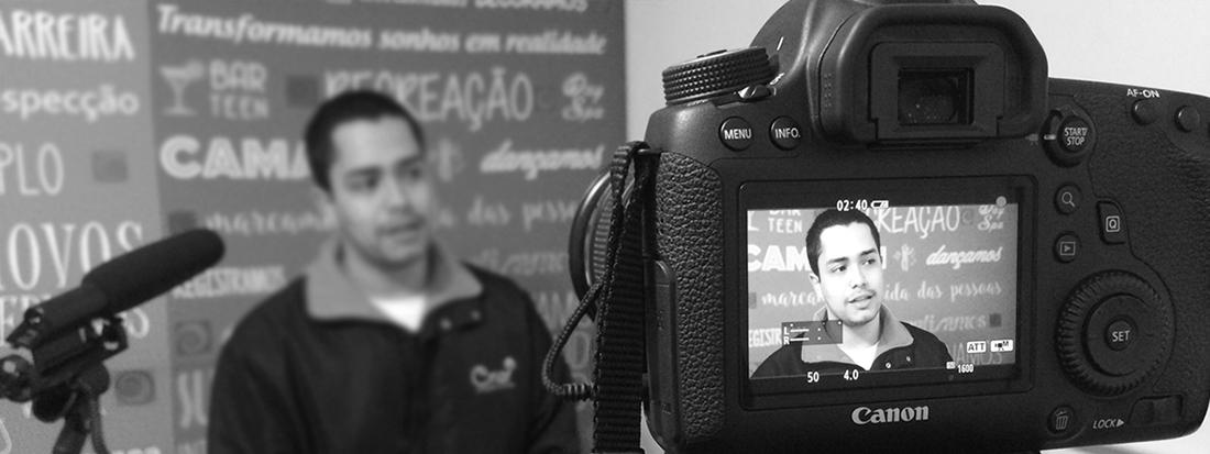 Imagem capa - VÍDEO MARKETING  por COMVÊ Comunicação em Vídeo