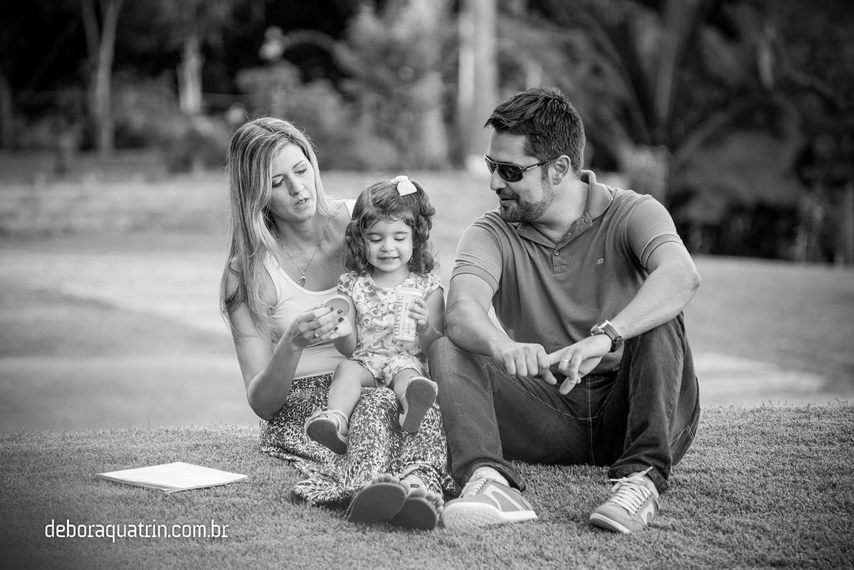 Foto de Giovana + Rafael + Julia