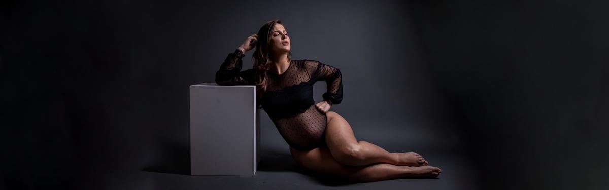 Imagem capa - Ensaio Gestante - Larissa por Saimon Campos