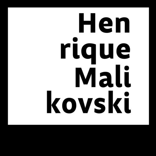 Logotipo de Henrique Malikovski