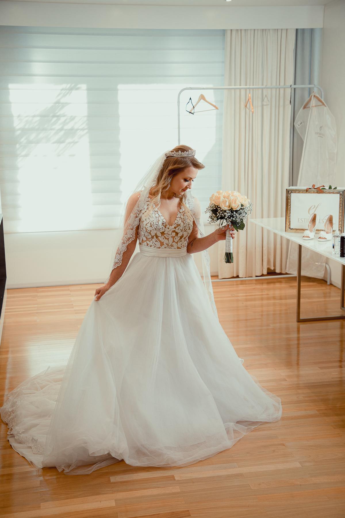 Beleza Cabelo Noiva Gramado Vestido Elopement Wedding