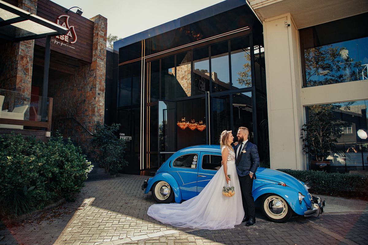 Casamento Fusca Noivos Cerimonialista Aluguel Carro Gramado Fotos  Rio Grande do Sul